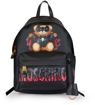 Moschino Gladiator Bear Backpack