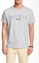 Gant L. USA Tee