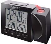 Oregon Scientific Temperature Projection Clock, Black