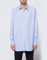 Our Legacy Dinner Shirt Blue Blue Stripe