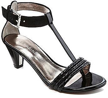 Donald J Pliner Viva T-Strap Sandals
