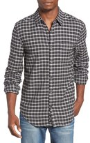 Lucky Brand Men's Ballona Check Sport Shirt