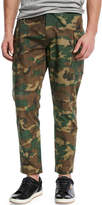 Ovadia & Sons Storm Camouflage-Print Utility Pants