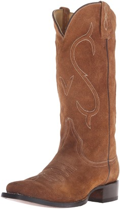 Stetson Women's Reagan Western Boot Brown 5 Medium US
