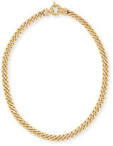 Rina Limor Fine Jewelry New Essentials 18k Gold Link Necklace