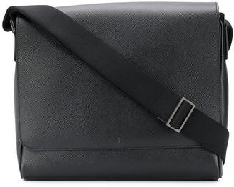 SERAPIAN Small Flap Messenger Bag