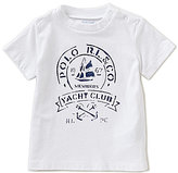 Ralph Lauren Baby Boys 3-24 Yacht-Inspired Short-Sleeve Tee