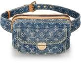 Louis Vuitton Monogram Denim Bumbag