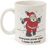 BigMouth Inc. Color Changing Santa Mug