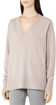 Reiss Selma Wool-Blend Sweater
