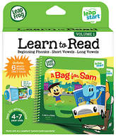 Leapfrog LeapStart Learn To Read Volume One Activity Book