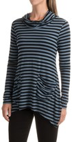 Workshop Republic Clothing Cowl Neck Hoodie (For Women)