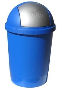 Taurus 13.2 Gallon Swivel Lid Waste Bin