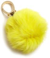 Etienne Aigner Pom-Pom Bag Charm