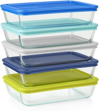 Pyrex 10-pc. Meal Prep Food Storage Set