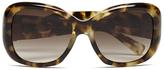 MICHAEL Michael Kors Women's Panama Sexy Miranda Sunglasses Jet Set Tortoise