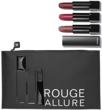 Chanel ROUGE ALLURE VELVET EXTREME Set
