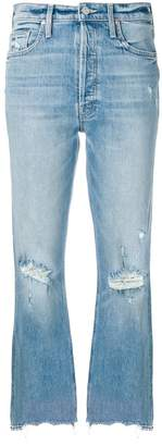 Mother Misbeliever flared jeans