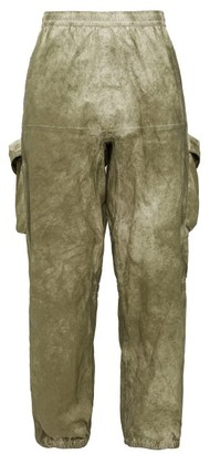 Stone Island Technical Cargo Trousers - Mens - Beige