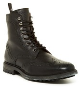 Pajar Porto Genuine Sheepskin Lined Lace-Up Boot