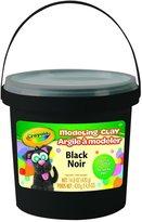 Crayola 1Lb Bucket Black Modeling Clay Toy