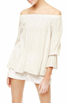 Sanctuary Charlotte Stripe Top