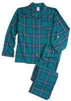 Tucker Boy's + Tate Two-Piece Flannel Pajamas