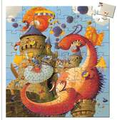 Djeco Valliant and the Dragon Puzzle