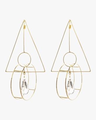 Mercedes Salazar Geometric Earrings