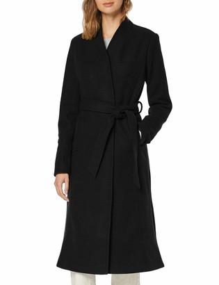 Find. Amazon Brand Women's Long Belted Coat