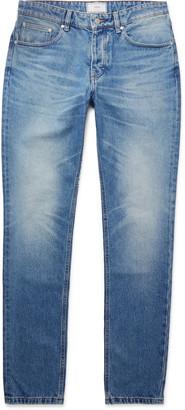 Ami Washed-Denim Jeans