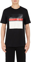 Rag & Bone Men's Graphic Cotton T-Shirt-BLACK