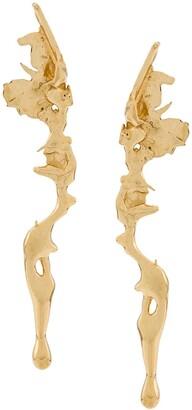 Annelise Michelson Lava earrings