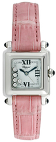 Chopard Vintage Happy Sport Square Stainless Steel & Diamond Watch, 31mm x 22mm
