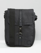 Timberland Small Flight Bag In Black