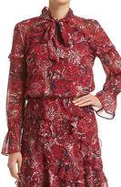 SABA NEW WOMENS Manderley Blouse Tops & Blouses