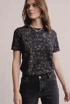 Witchery Printed Tee