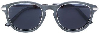 Cartier Eyewear C Decor pantos-frame sunglasses