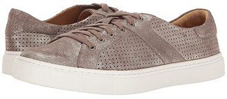 Trask Lindsey (Pewter) Women's Flat Shoes