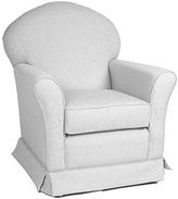 Royal Loose Cushion Glider in Custom Fabrics