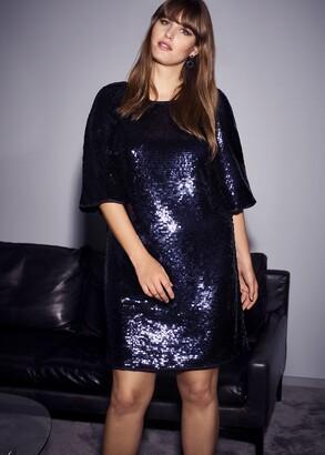 Phase Eight Martha Sequin Tunic Dress