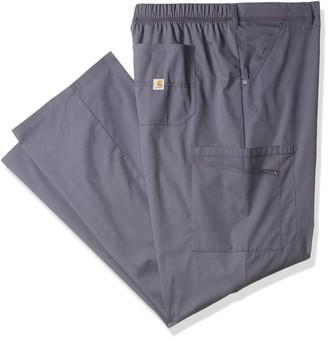 Carhartt Big Rockwall Big & Tall Men's Cargo Scrub Pant