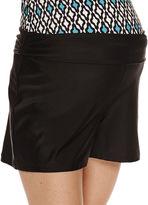 A.N.A a.n.a Solid Boyshort Swimsuit Bottom-Maternity