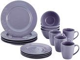 Bonjour Paisley Vine 16-pc. Dinnerware Set