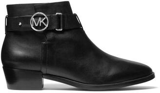 MICHAEL Michael Kors Harland Ankle Boots