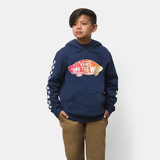 Vans Boys OTW Check Pullover Hoodie