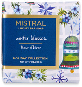 Mistral Bar Soap - Winter Blossom by 7 oz Soap)