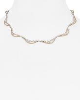 Nadri Ivy Cubic Zirconia All-Around Necklace, 16