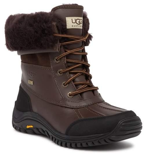 c93dc246cff Adirondack II UGGpure(TM) Lined Weatherproof Leather Boot
