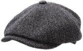 Stetson Men's Hatteras Wool Flat Cap Size M